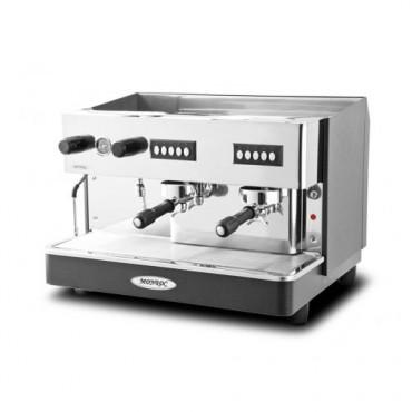 Gastro Espressomaschine Monroc 2 Brühgruppen