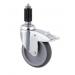 Räderset für Arbeitstische Saro Ø 75 mm