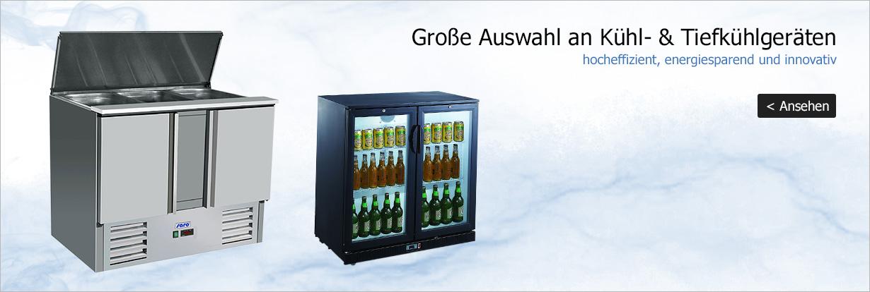 Gastro Kühlgeräte